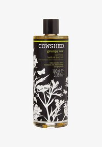BATH & BODY OIL 100ML - Body oil - grumpy cow - uplifting
