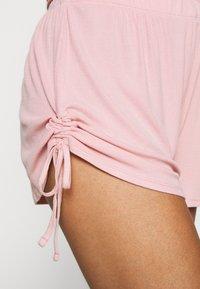 Marks & Spencer London - SHORT LOUNGE SHORT - Pyjamasbukse - pink - 4