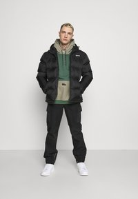 adidas Originals - UTILITY HOODY - Sweatshirt - green oxide/clay - 1