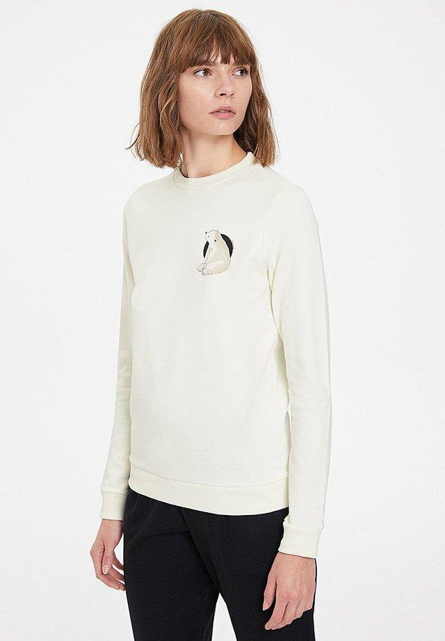 POLAR BEAR - Sweatshirt - whisper white