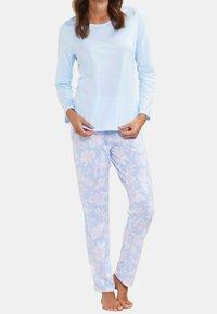 Rösch - Pyjama bottoms - arctic blue - 1