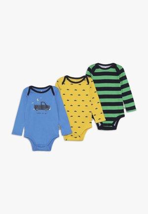 BABY 3 PACK - Body - breezy blue