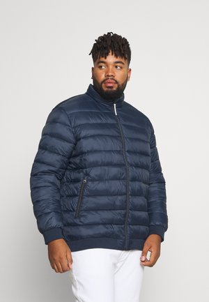 LIGHT WEIGHT QUILTED JACKET - Jas - navy