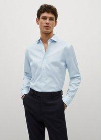 Mango - Formal shirt - sky blue - 0