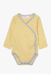 People Wear Organic - BABY 2 PACK - Body - grau - 2