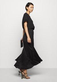 Bruuns Bazaar - CAMILLA SIKE  - Blouse - black - 4