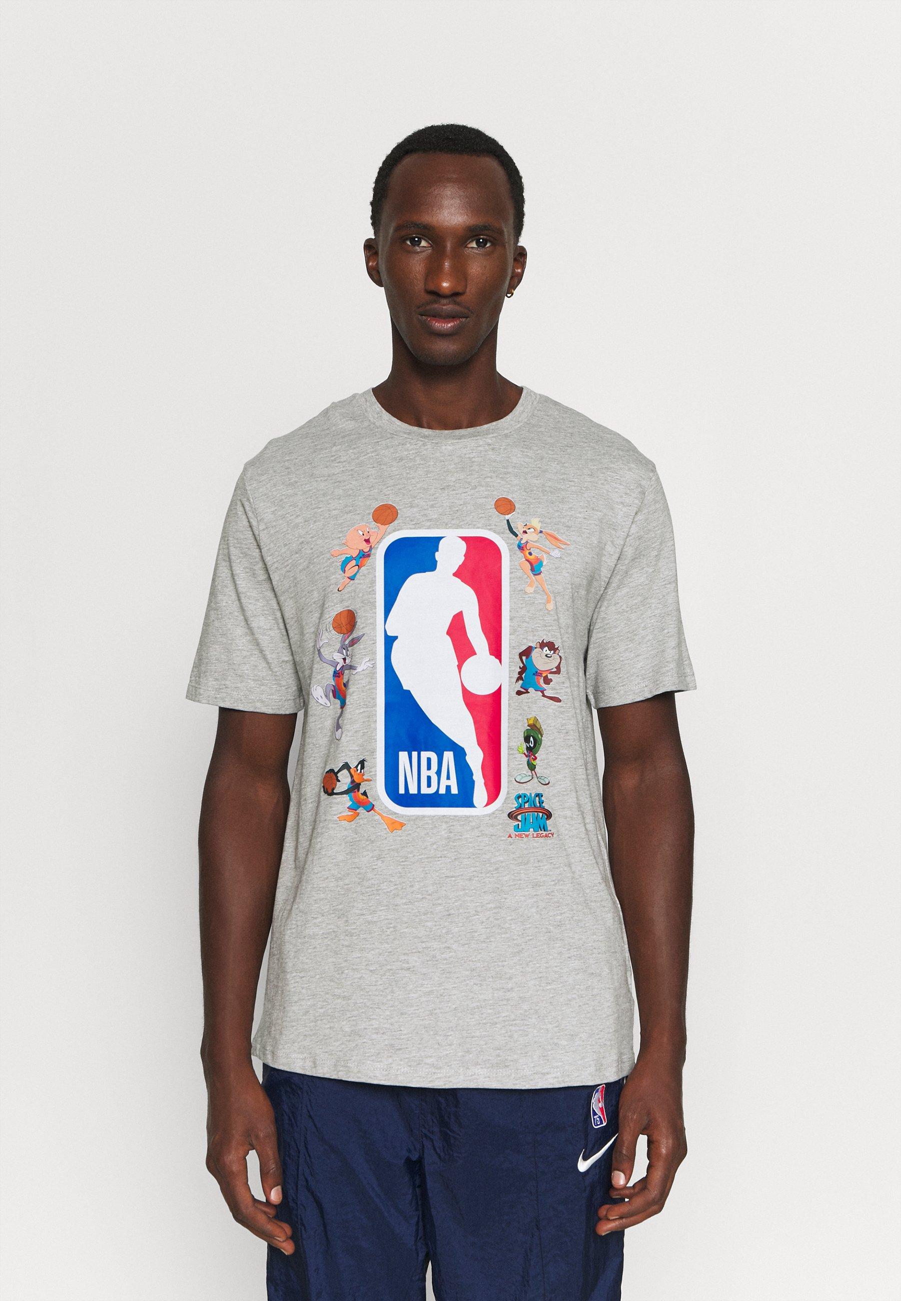 Men NBA SPACE JAM 2 SQUAD UP TEE - Print T-shirt