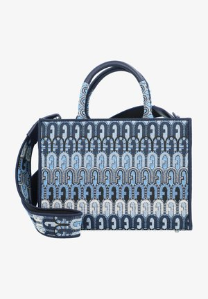 Handbag - toni blu denim