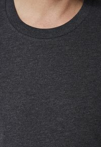 Selected Homme - SHDTHEPERFECT - T-paita - anthracite - 3