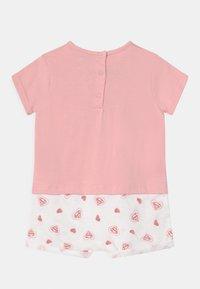 OVS - SUPERGIRL - Jumpsuit - flamingo pink - 1