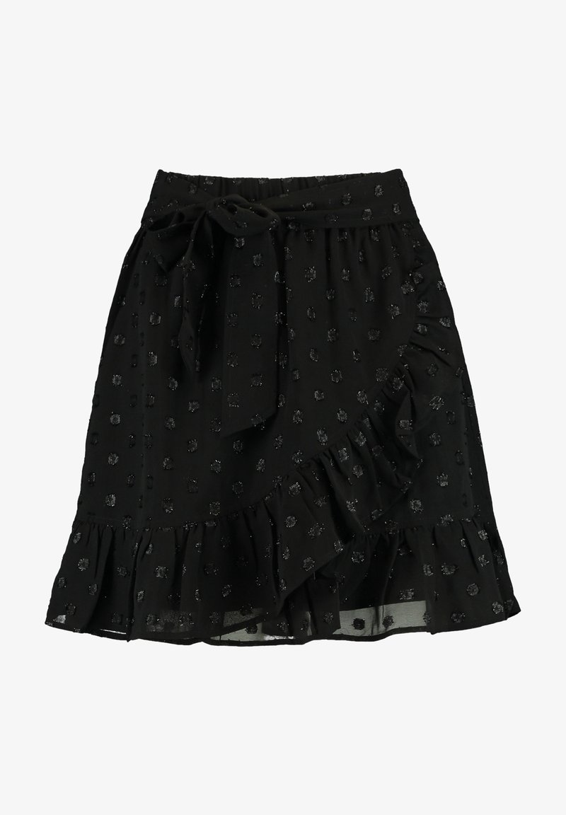 America Today - Pleated skirt - black