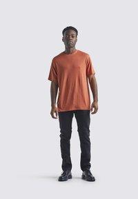 Icebreaker - T-shirt print - essence - 0