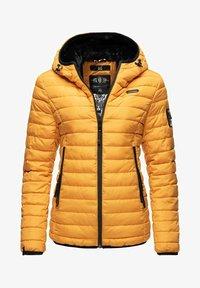 Marikoo - JAYLAA - Winter jacket - dark yellow - 0