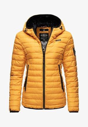 JAYLAA - Winter jacket - dark yellow