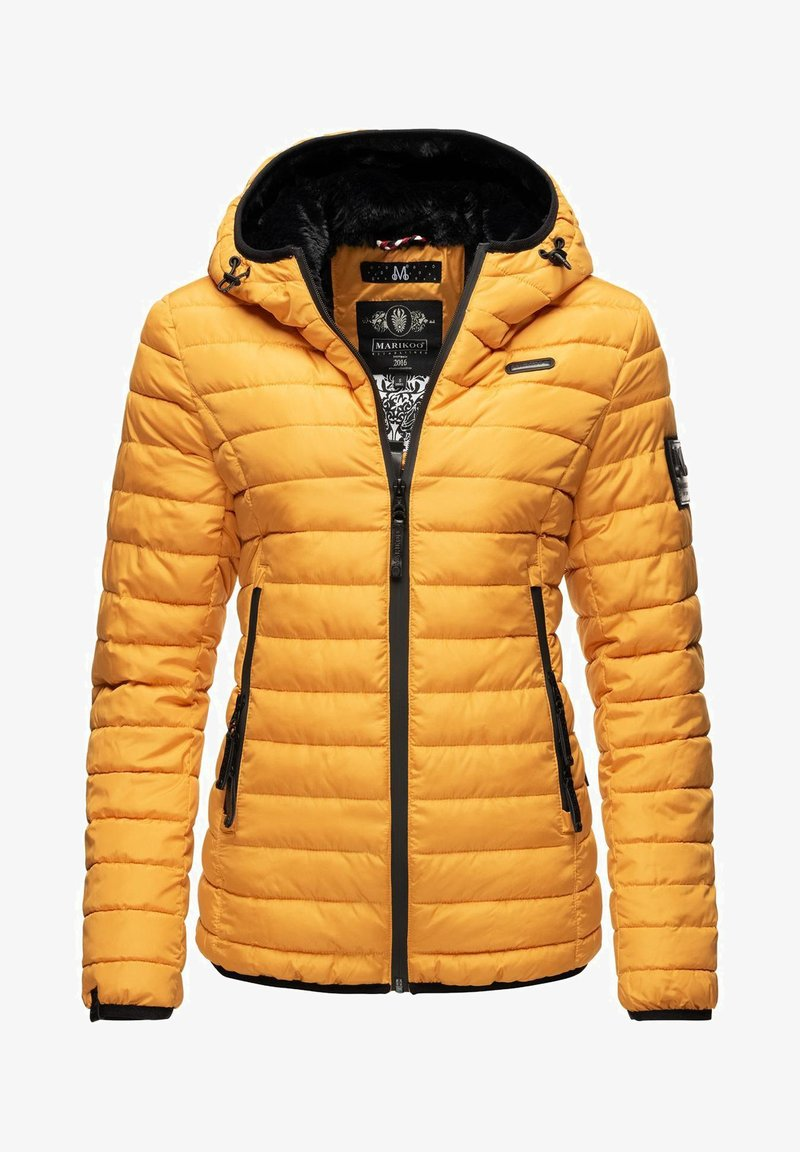 Marikoo - JAYLAA - Winter jacket - dark yellow