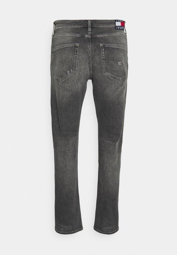 Tommy Jeans DAD JEAN REGULAR TAPERED - Jeansy Straight Leg - denim/szary denim Odzież Męska PLVB