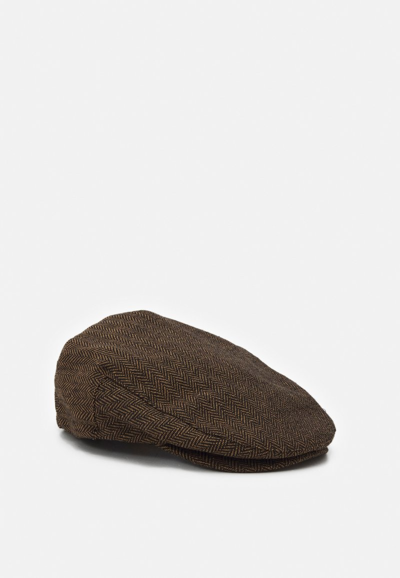 Brixton - SNAP CAP - Čepice - brown