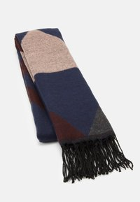 Pieces - PCBELINA LONG SCARF - Scarf - port royale - 0