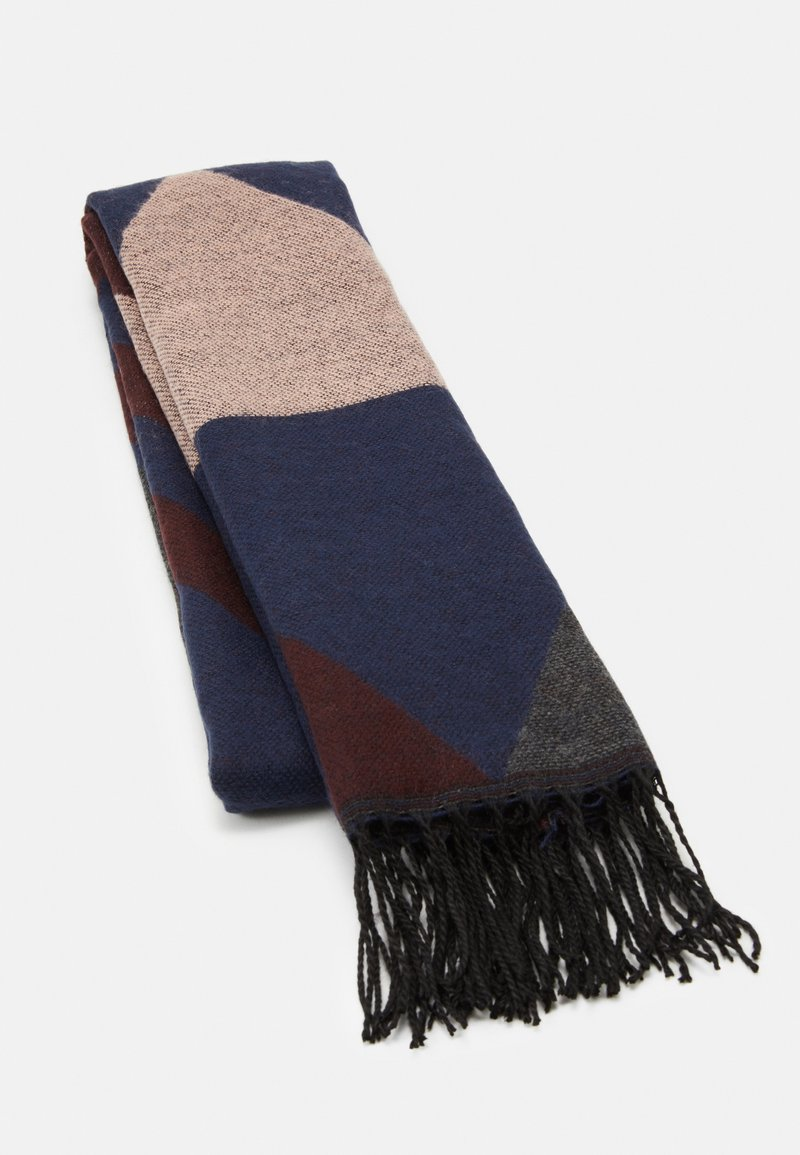 Pieces - PCBELINA LONG SCARF - Scarf - port royale