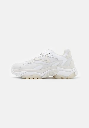 ADDICT - Sneakers laag - white