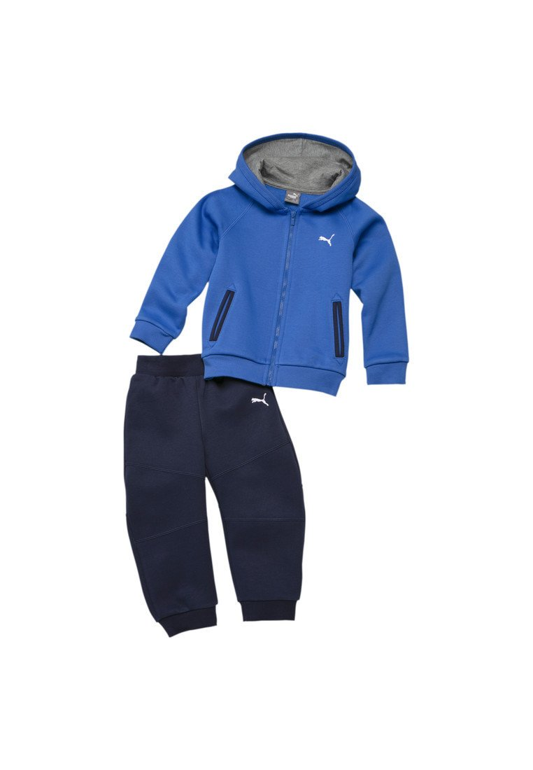Puma - Tracksuit - strong blue