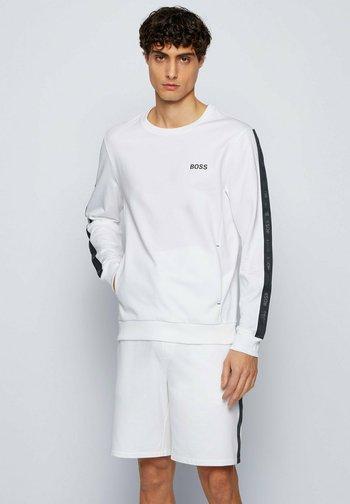 HERITAGE - Sweatshirt - white