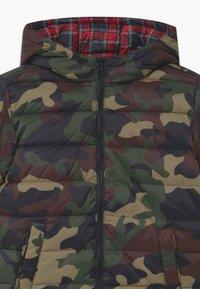 Benetton - HARRY ROCKER - Zimní bunda - multi-coloured - 3