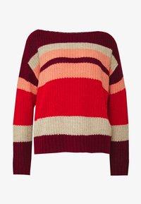 comma - Jumper - multicolor stripes - 3