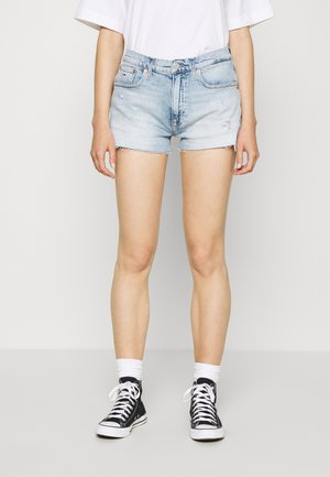 HOTPANT  - Szorty jeansowe - light blue