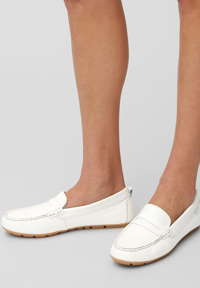 Marc O'Polo - Moccasins - white