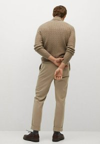 Mango - SIRHAN - Pantalones - beige - 1