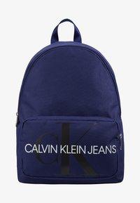 Calvin Klein Jeans - MONOGRAM CAMPUS BACKPACK  - Rucksack - blue - 1
