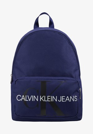 MONOGRAM CAMPUS BACKPACK  - Mochila - blue