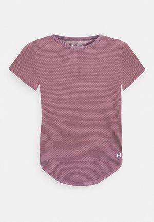 STREAKER - T-shirts - purple