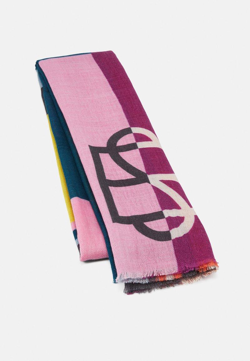 Becksöndergaard - BLOCKIA REMI SCARF - Skjerf - multi-coloured