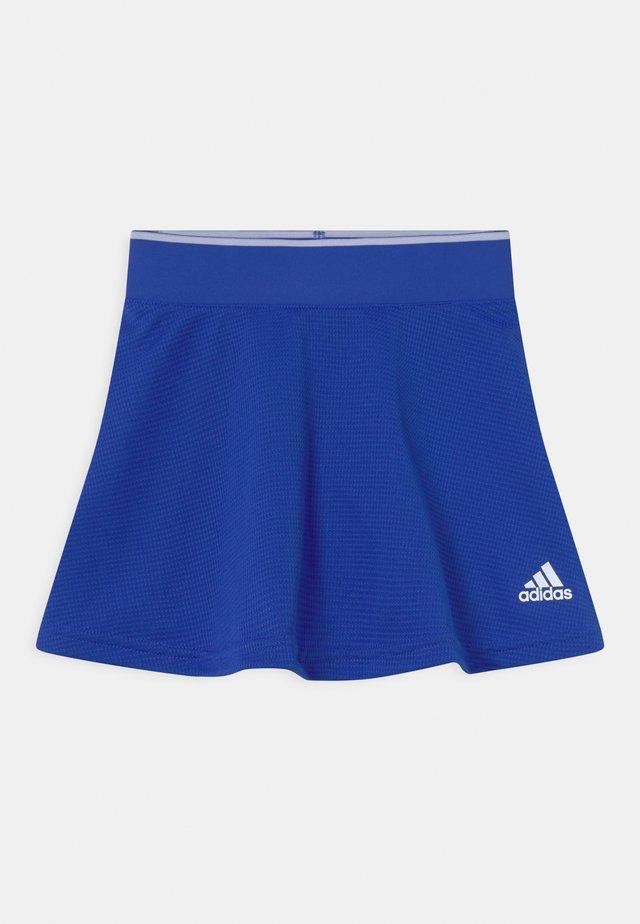 CLUB SKIRT - Sports skirt - bold blue/white