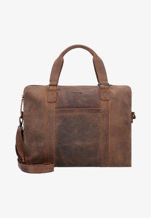 MONTENEGRO  - Briefcase - brown