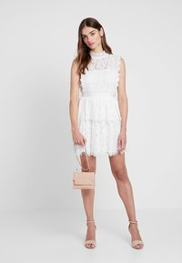 Sista Glam - YULIENE - Cocktail dress / Party dress - white - 1