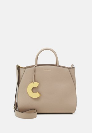 CONCRETE - Handbag - powder pink