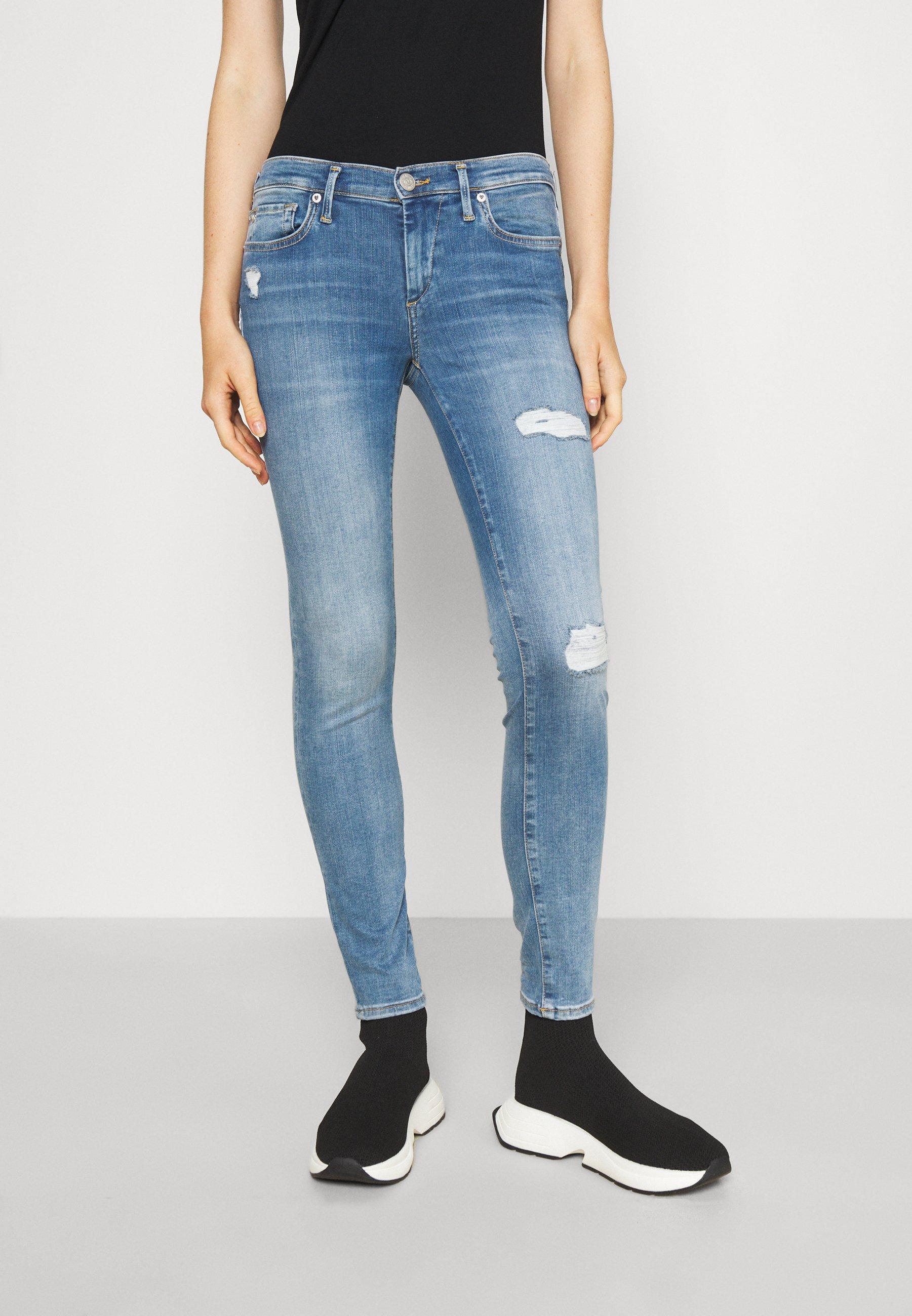 Damer HALLE - Jeans Skinny Fit