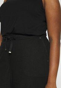 Evans - BLEND - Shorts - black - 3