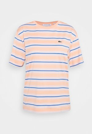 T-shirt imprimé - ledge/turquin blue