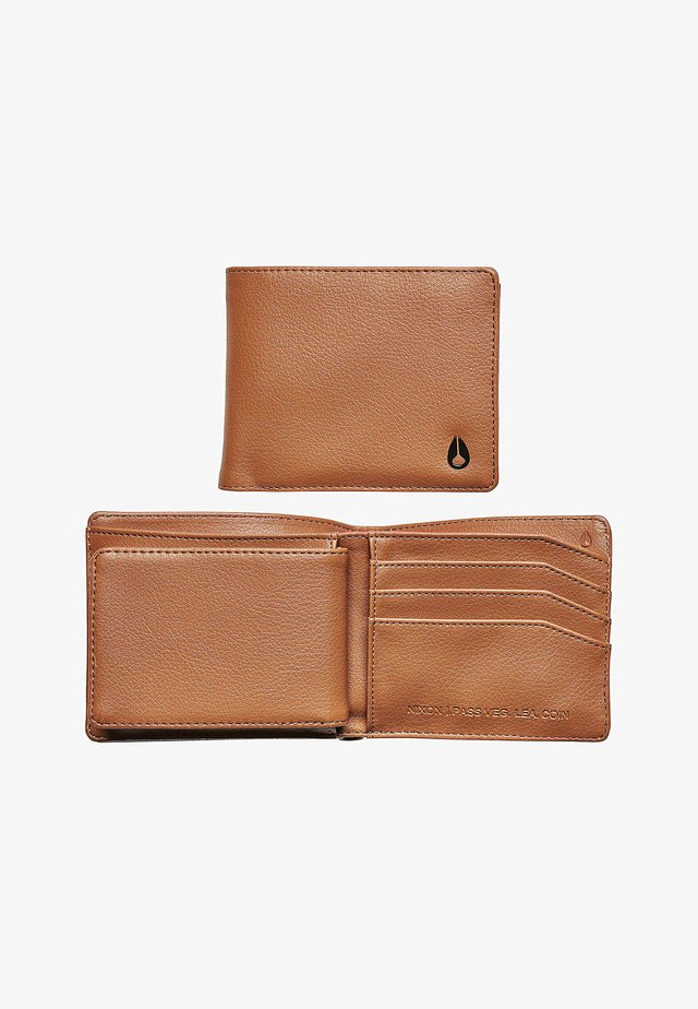 Wallet - saddle