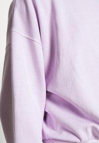 Weekday - PAMELA OVERSIZED - Sweatshirt - lilac - 5