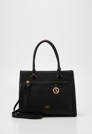 FLORIANA - Handbag - schwarz