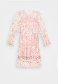 Needle & Thread - PATCHWORK DRESS - Cocktail dress / Party dress - ballet slipper/pink - 5