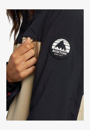 Snowboard jacket - trublk/irshcr