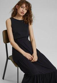 Esprit - A-line skirt - black - 5