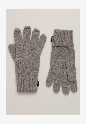 HERITAGE - Handschoenen - light grey marl