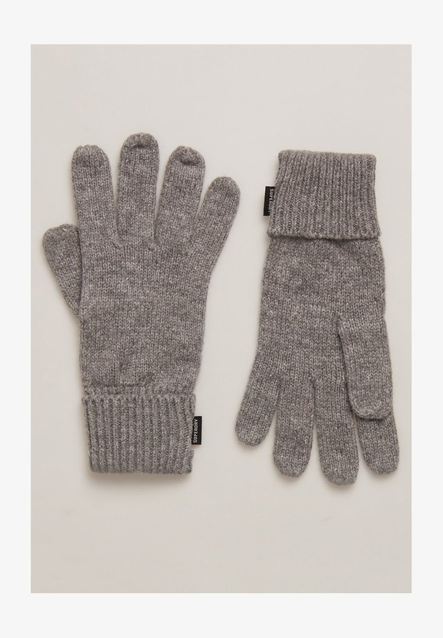 HERITAGE - Handsker - light grey marl